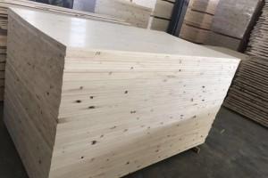 樟子松直拼板,樟子松齿接拼板,樟子松带皮拼板,齿接无节拼板