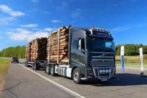 非洲卡车重量限制,木材运输成本上涨
