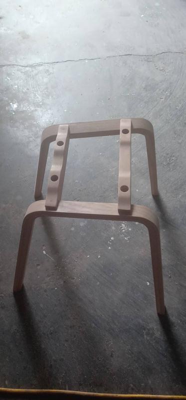 曲木实木支架腿价格