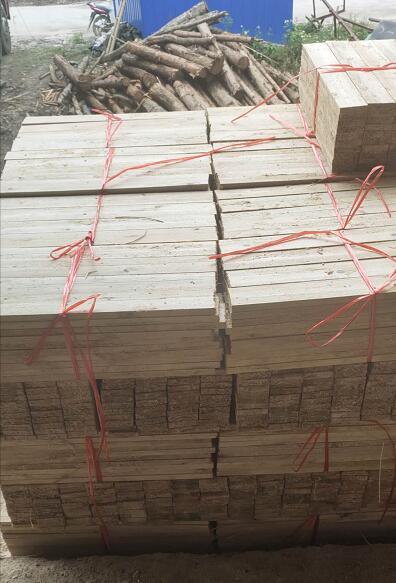 杉木板方材美观度也是很好的