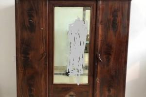 千年老金丝楠木衣柜