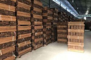 缅甸柚木板材厂家批发