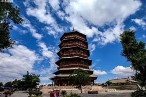 """""""墙倒屋不塌""""——看中国古建筑结构的神奇奥秘"""