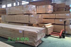 上海正山厂家定制 直销樟子松胶合木