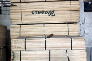 进口北美硬枫木板材高清图片