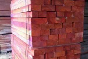 中纤板经营压力较大 非洲红花梨(锯材)市场可能回暖