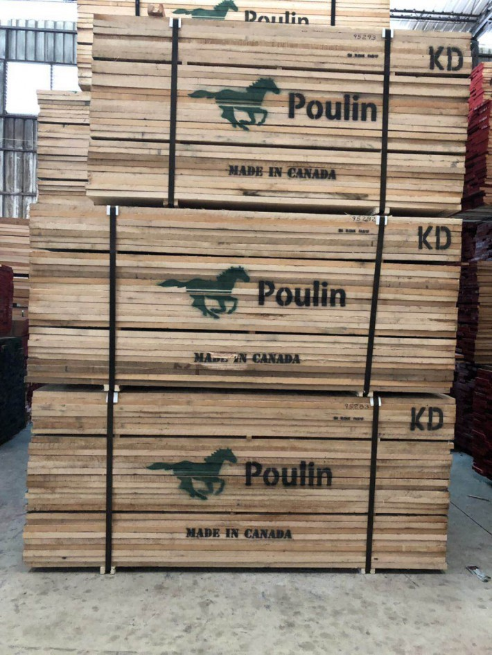 广东东莞市福联木业有限公司是一家专业经营北美进口橡木板材品牌企业