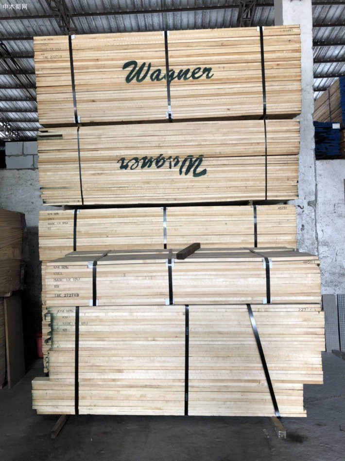 进口北美硬枫木板材厂家