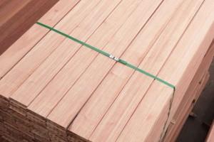 柳桉木板材批发