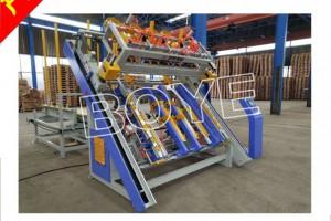 供应木托盘自动生产线 木托盘打钉机厂家
