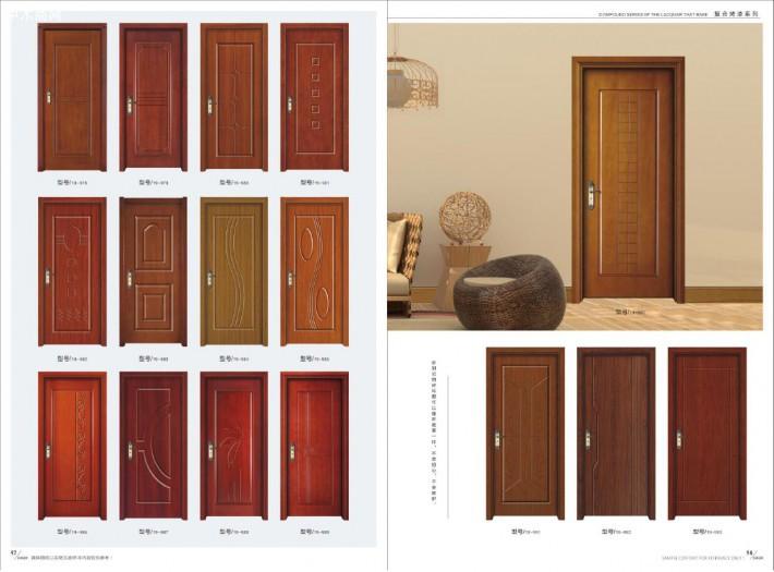 实木复合烤漆门价格