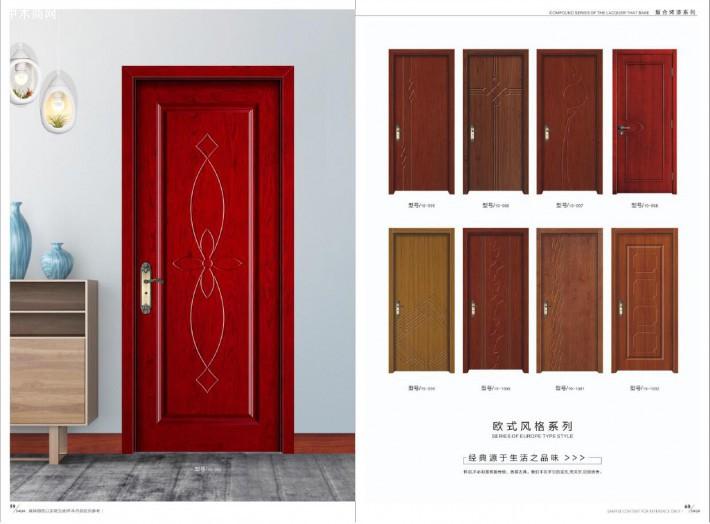 什么是实木复合烤漆门,其实这种也是一种统称词