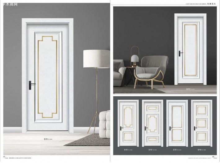 实木复合烤漆门是目前来说比较多人选择一种