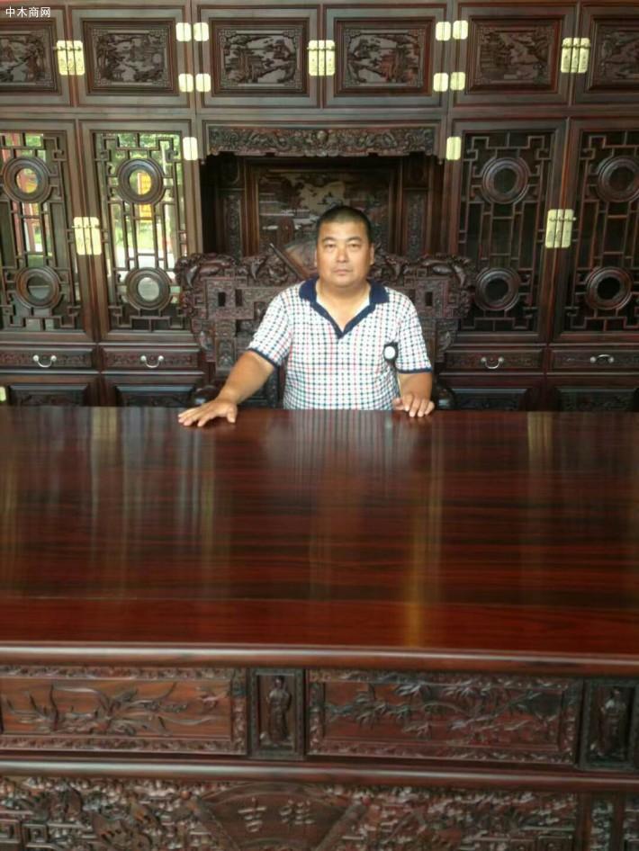 中印木材贸易有限公司是一家专业经营阔叶黄檀,印尼黑酸枝原木及板材的知名品牌企业