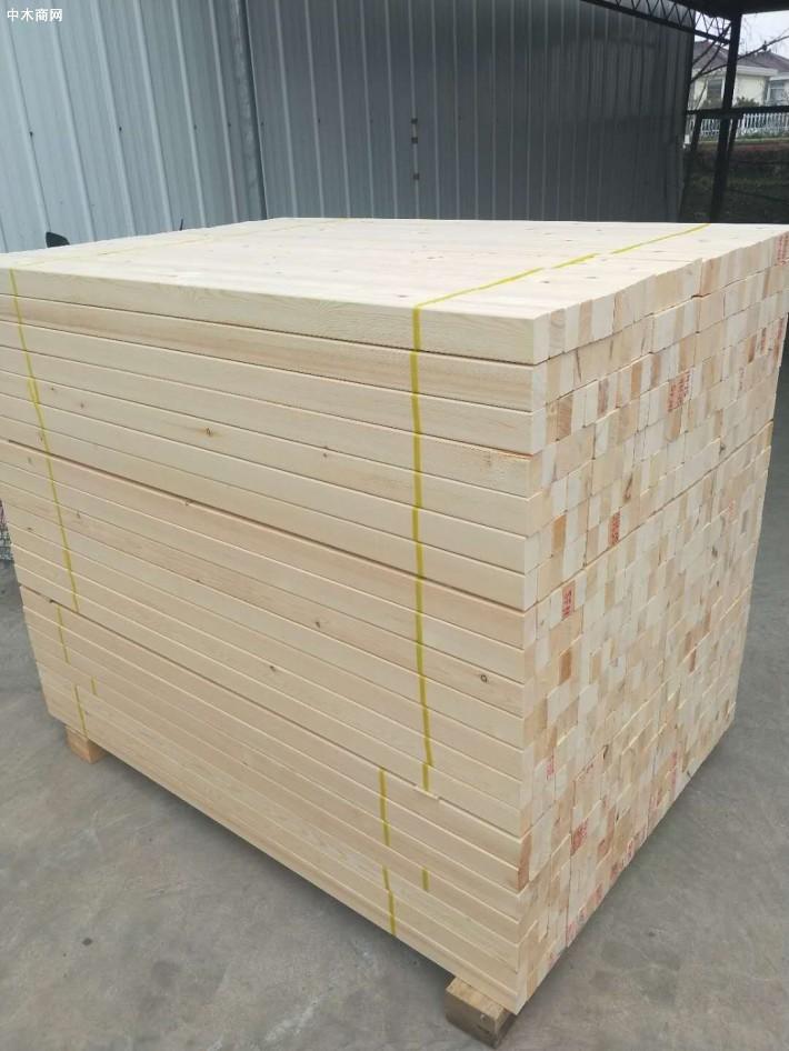郑州松木木方多少钱一方