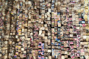 泰国橡胶木30*30*1.3米小方条
