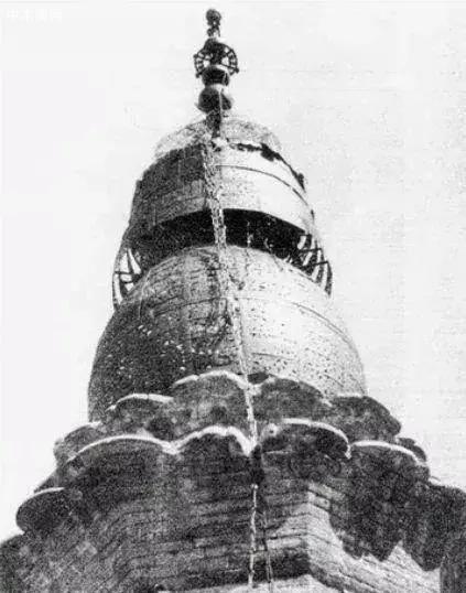 全球最高木塔,扛住200多发炮弹、40多次地震,无钉无铆屹千年