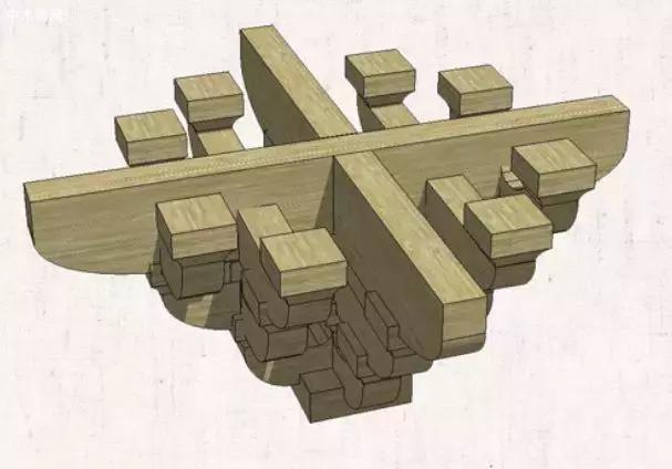 正是因为应县木塔高超而复杂的设计理念