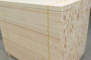 中木商网优质会员太仓展久木业床板,床档,建筑木方发货视频