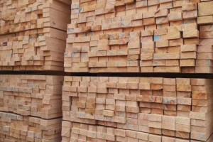 徐州北美铁杉工地木方价格