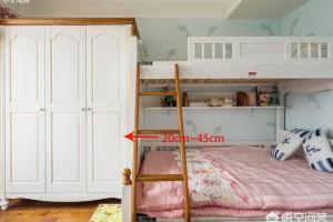 衣柜的尺寸如何设计才更科学?
