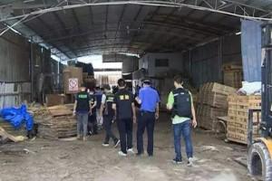 无办理环评手续 广东西樵5间木材加工厂被查封