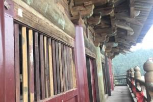 深圳汉林研发出新型木结构翻修复材料,取代桐油灰抗裂效果好