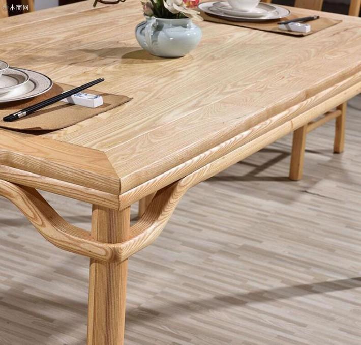 白蜡木板材做家具保养