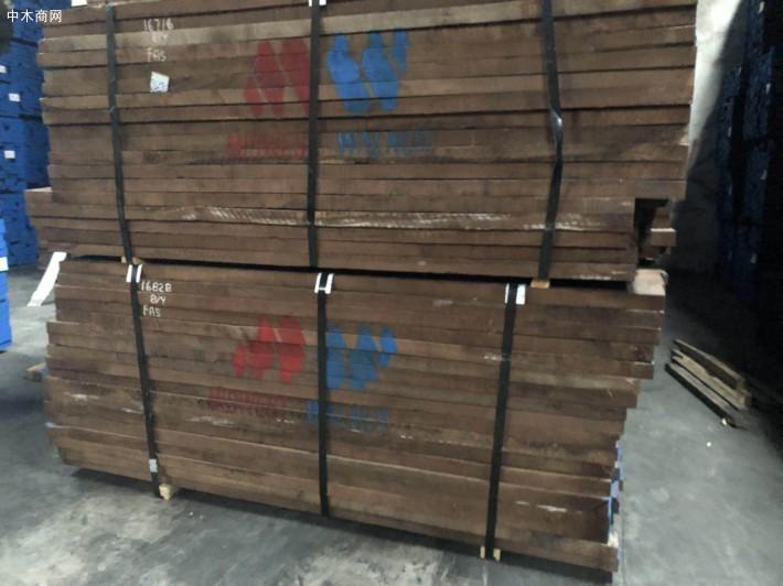 广东东莞市大岭山福联木业是一家专业经营北美黑胡桃木板材知名品牌企业