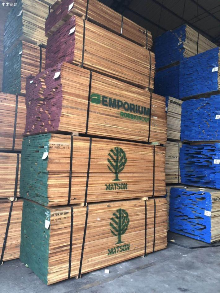 广东东莞市大岭山福联木业是一家专业经营进口美国樱桃木板材品牌企业
