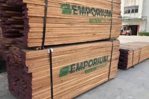 美国樱桃木板材实物高清图片