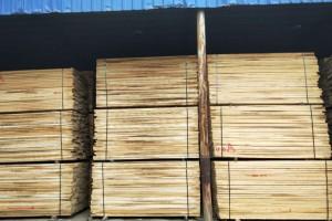 白杨木烘干板材_森强木材加工厂家直销