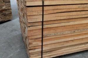 河南白杨木烘干板商品