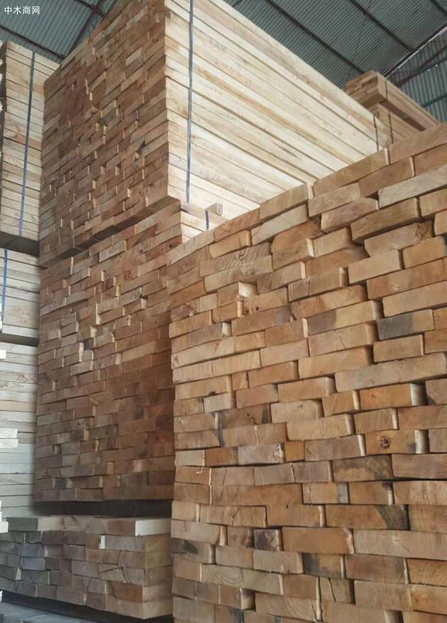 白杨木锯材/湿板最新报价
