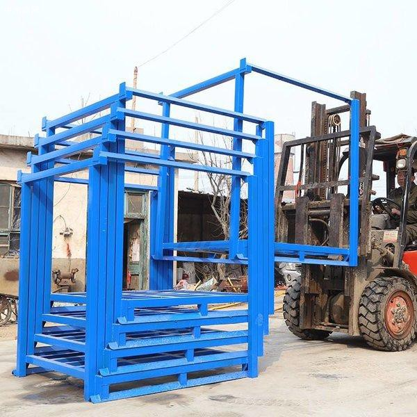 柱式托盘 主要用于叠高货物