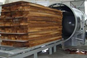 木材烘干窑的基本结构及主要工作原理