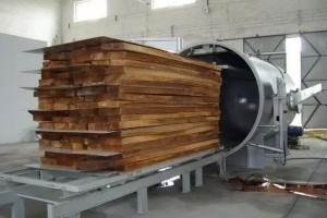 木材真空烘干窑厂家直销