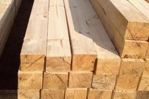 烘干好的樟子松板材如何防止开裂
