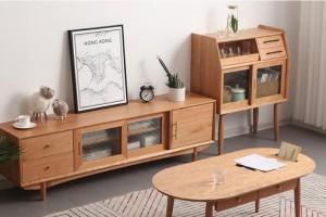 北欧风实木家具常见的7种木材,搞懂了,也许会省下几千块