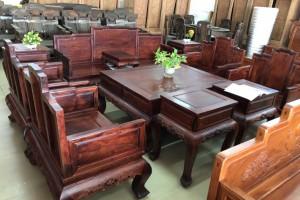 上海实木工艺品中木材名称标识情况概述
