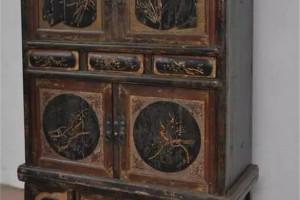 古旧红木家具中的木雕修复做旧工艺