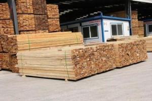 徐州云杉建筑木方规格价格