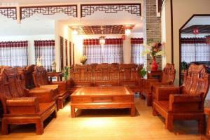 红木家具美出天际,家里有了它瞬间变豪宅