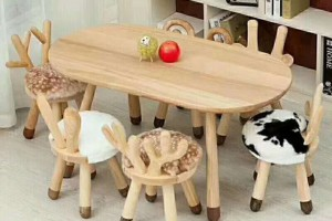 儿童宝宝椅,北欧橡木餐桌椅厂家直销