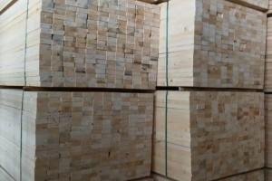 花旗松木方规格 长度 建筑木方可按尺寸加工