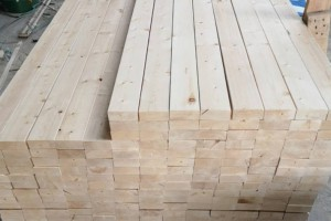 四面见线建筑木方 工程木方 美国花旗松直销商