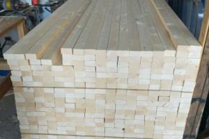 云南西盟县对涉林企业进行调查走访「木材加工厂」
