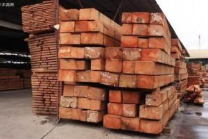加蓬2019年第一季度木材加工总量保持增长