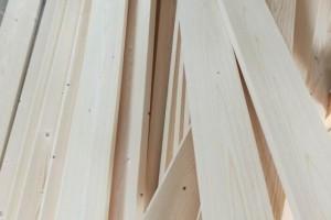 崇左市领导考察山圩产业园林产加工产业发展情况「木材加工」