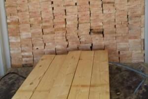 满洲里满泰经贸公司大量供应俄罗斯樟子松定尺实木板材